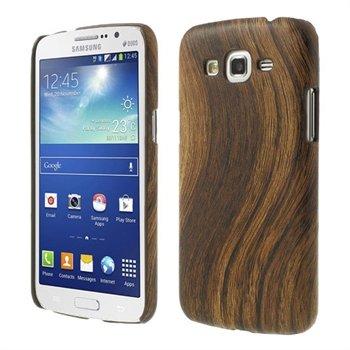 Billede af Samsung Galaxy Grand 2 inCover Design Plastik Cover - Woodie