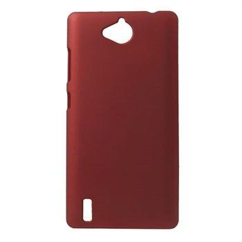 Huawei Ascend G740 inCover Plastik Cover - Rød