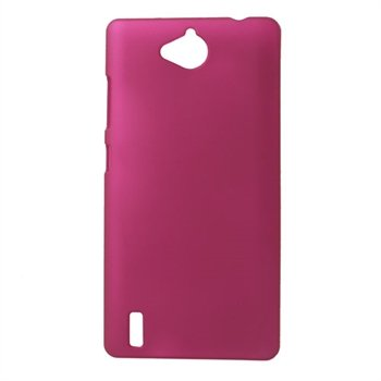 Huawei Ascend G740 inCover Plastik Cover - Rosa
