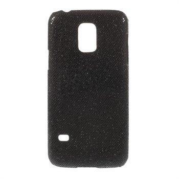 Billede af Samsung Galaxy S5 Mini inCover Design Plastik Cover - Sort Glitter