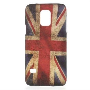 Billede af Samsung Galaxy S5 Mini inCover Design Plastik Cover - Union Jack