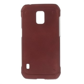 Image of Samsung Galaxy S5 Active inCover Plastik Cover - Rød