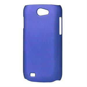Billede af Samsung Galaxy W Plastik cover fra inCover - blå