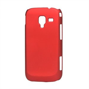 Image of Samsung Galaxy Ace 2 Plastik cover fra inCover - rød