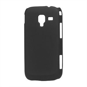 Image of Samsung Galaxy Ace 2 Plastik cover fra inCover - sort