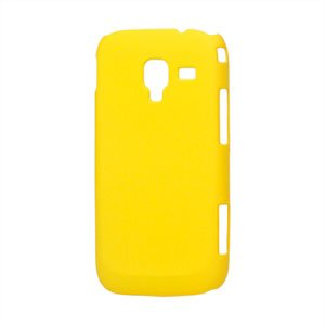 Image of Samsung Galaxy Ace 2 Plastik cover fra inCover - gul