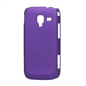 Image of Samsung Galaxy Ace 2 Plastik cover fra inCover - lilla
