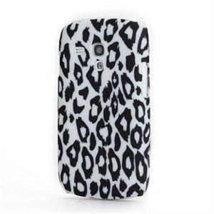 Billede af Samsung Galaxy S3 Mini Design Plastik cover fra inCover - Leopard