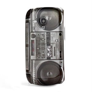 Image of   Samsung Galaxy S3 Mini Design Plastik cover fra inCover - Boom Box