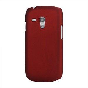 Billede af Samsung Galaxy S3 Mini Plastik cover fra inCover - rød