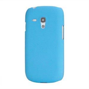 Samsung Galaxy S3 Mini Plastik cover fra inCover - lyseblå