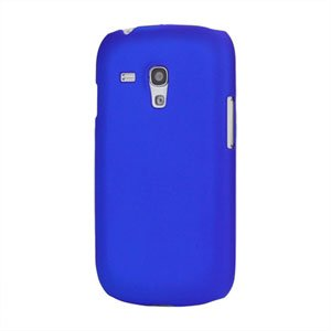 Billede af Samsung Galaxy S3 Mini Plastik cover fra inCover - mørkeblå