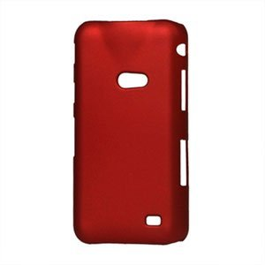 Image of Samsung Galaxy Beam Plastik cover fra inCover - rød