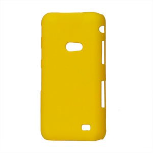 Image of Samsung Galaxy Beam Plastik cover fra inCover - gul