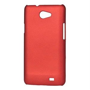Billede af Samsung Galaxy R Plastik cover fra inCover - rød