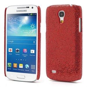 Billede af Samsung Galaxy S4 Mini inCover Design Plastik Cover - Rød Glitter
