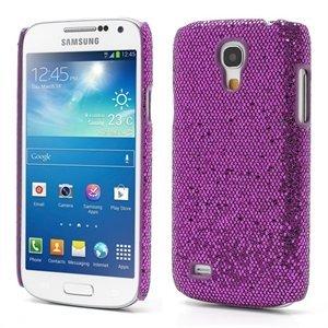 Billede af Samsung Galaxy S4 Mini inCover Design Plastik Cover - Lilla Glitter