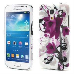 Billede af Samsung Galaxy S4 Mini inCover Design Plastik Cover - Lotus Flower
