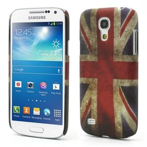 Billede af Samsung Galaxy S4 Mini inCover Design Plastik Cover - Union Jack