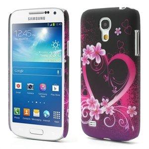Billede af Samsung Galaxy S4 Mini inCover Design Plastik Cover - Heart