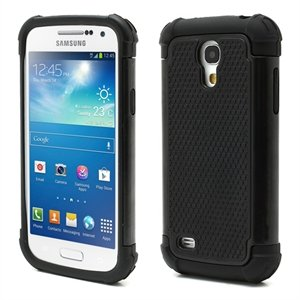 Billede af Samsung Galaxy S4 Mini inCover Hybrid Defender Cover - Sort