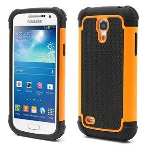 Billede af Samsung Galaxy S4 Mini inCover Hybrid Defender Cover - Orange
