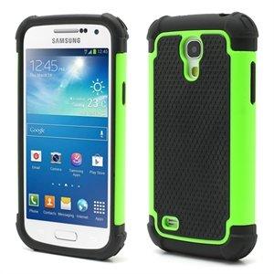 Billede af Samsung Galaxy S4 Mini inCover Hybrid Defender Cover - Grøn