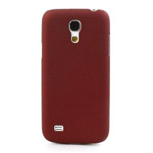 Billede af Samsung Galaxy S4 Mini inCover Mesh Plastik Cover - Rød
