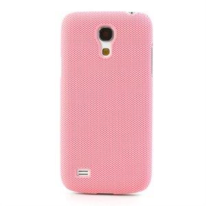 Billede af Samsung Galaxy S4 Mini inCover Mesh Plastik Cover - Pink