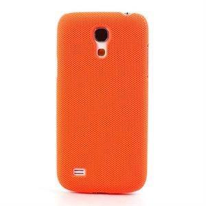 Billede af Samsung Galaxy S4 Mini inCover Mesh Plastik Cover - Orange