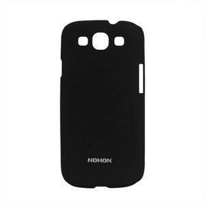 Billede af Samsung Galaxy S3 Plastik cover og skærmbeskyttelse fra inCover - sort