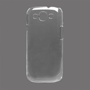 Billede af Samsung Galaxy S3 Plastik cover fra inCover - gennemsigtig