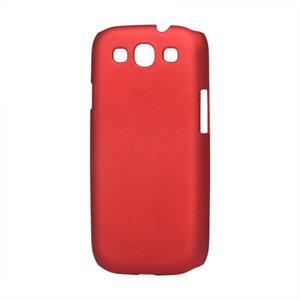 Billede af Samsung Galaxy S3 Plastik cover fra inCover - rød
