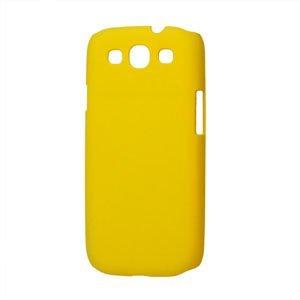 Billede af Samsung Galaxy S3 Plastik cover fra inCover - gul