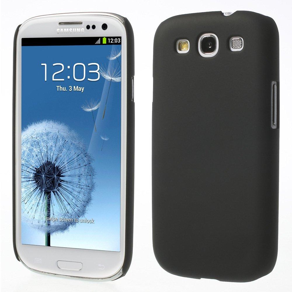 Billede af Samsung Galaxy S3 Hard Case Cover - Mat Sort