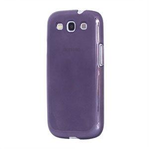 Billede af Samsung Galaxy S3 Plastik cover fra inCover - glossy lilla