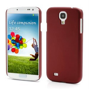 Image of   Samsung Galaxy S4 inCover Plastik Cover - Rød