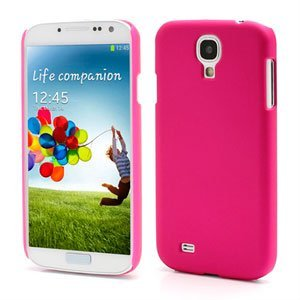 Image of   Samsung Galaxy S4 inCover Plastik Cover - Rosa