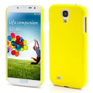 Image of   Samsung Galaxy S4 inCover Plastik Cover - Gul