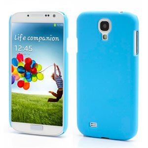 Image of   Samsung Galaxy S4 inCover Plastik Cover - Lys Blå