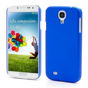 Image of   Samsung Galaxy S4 inCover Plastik Cover - Blå