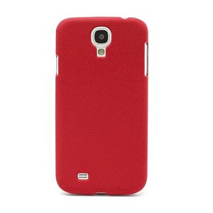 Image of   Samsung Galaxy S4 inCover QuickSand Plastik Cover - Rød