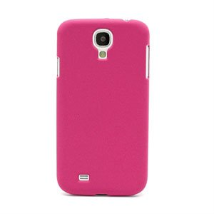 Image of   Samsung Galaxy S4 inCover QuickSand Plastik Cover - Rosa