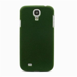Image of   Samsung Galaxy S4 inCover QuickSand Plastik Cover - Grøn