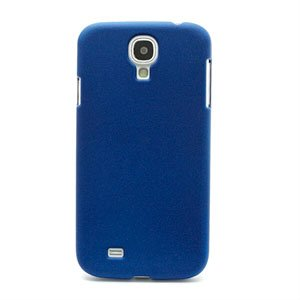 Image of   Samsung Galaxy S4 inCover QuickSand Plastik Cover - Blå