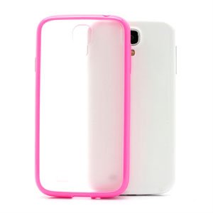 Image of   Samsung Galaxy S4 inCover Hybrid Plastik Cover - Rosa