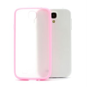 Image of   Samsung Galaxy S4 inCover Hybrid Plastik Cover - Pink