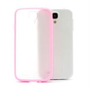 Billede af Samsung Galaxy S4 inCover Hybrid Plastik Cover - Pink