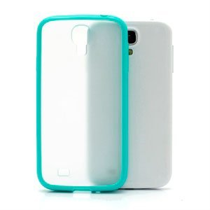 Image of   Samsung Galaxy S4 inCover Hybrid Plastik Cover - Grøn