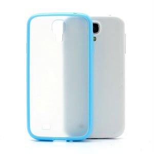 Image of   Samsung Galaxy S4 inCover Hybrid Plastik Cover - Blå